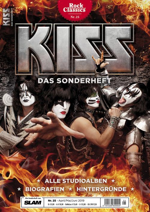 (c) SLAM Media / RC25_Kiss_Cover_web_gross / Zum Vergrößern auf das Bild klicken