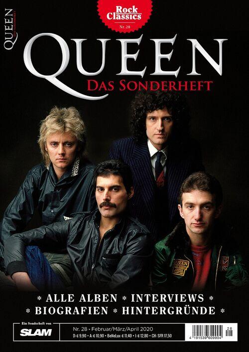 (c) SLAM Media / RC28_Queen_Cover_150 / Zum Vergrößern auf das Bild klicken