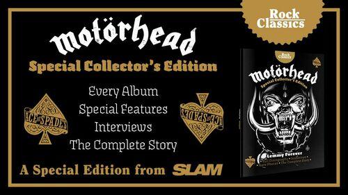 ROCK CLASSICS MOTORHEAD Kickstarter Teaser