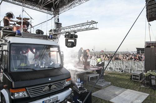 (C) Matthias Heschl/Red Bull Content Pool / Red Bull Brandwagen Stage / Zum Vergrößern auf das Bild klicken