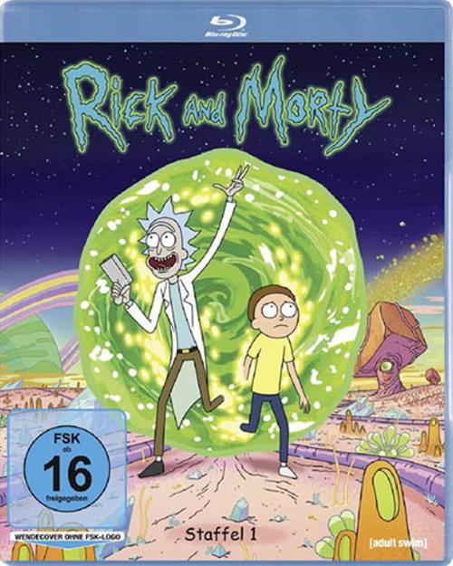 (C) Studio Hamburg Enterprises / Rick and Morty Season 1 / Zum Vergrößern auf das Bild klicken