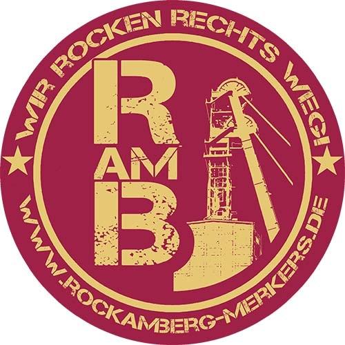 (C) Rock am Berg Merkers / Rock am Berg Merkers Logo / Zum Vergrößern auf das Bild klicken
