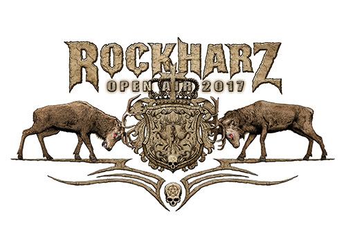 (C) Rockharz / Rockharz Logo / Zum Vergrößern auf das Bild klicken