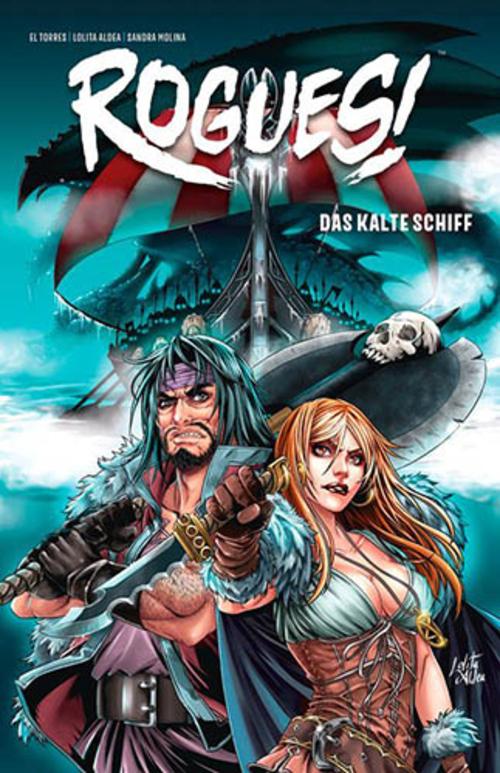 (C) Panini Comics / Rogues! 2 / Zum Vergrößern auf das Bild klicken