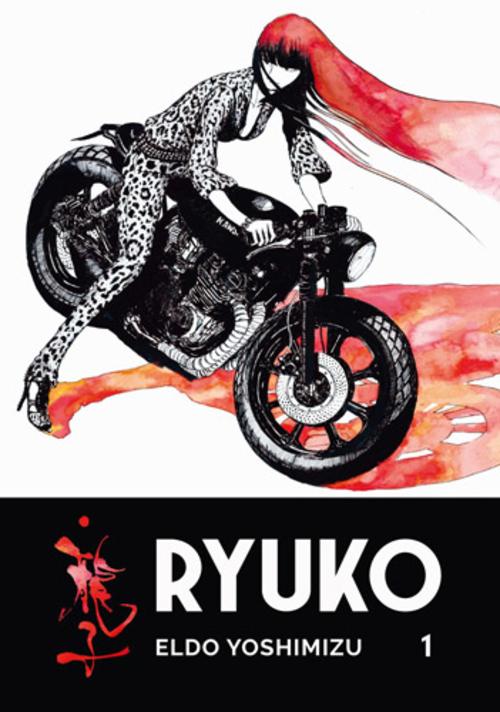 (C) Carlsen Verlag / Ryuko 1 / Zum Vergrößern auf das Bild klicken