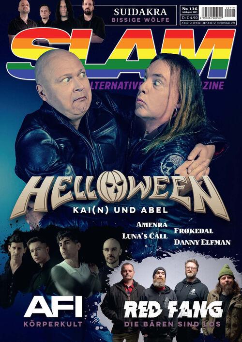 SLAM 116 Cover