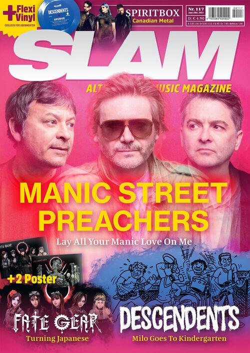 SLAM 117 Cover