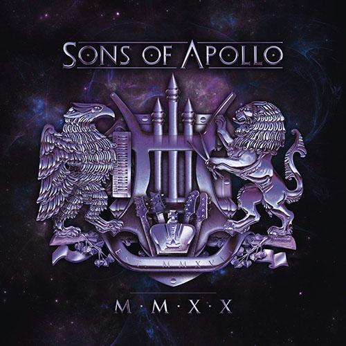 (C) Inside Out Music / SONS OF APOLLO: MMXX / Zum Vergrößern auf das Bild klicken