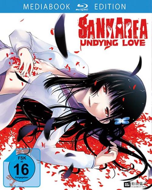 (C) FilmConfect / Sankarea - Undying Love Vol. 1 / Zum Vergrößern auf das Bild klicken