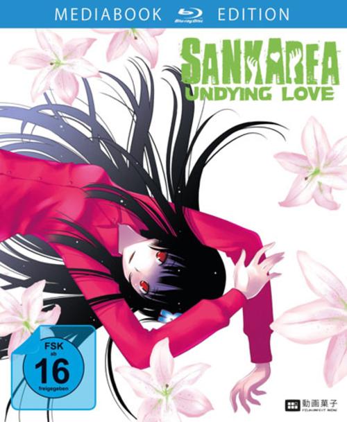(C) FilmConfect / Sankarea - Undying Love Vol. 3 / Zum Vergrößern auf das Bild klicken