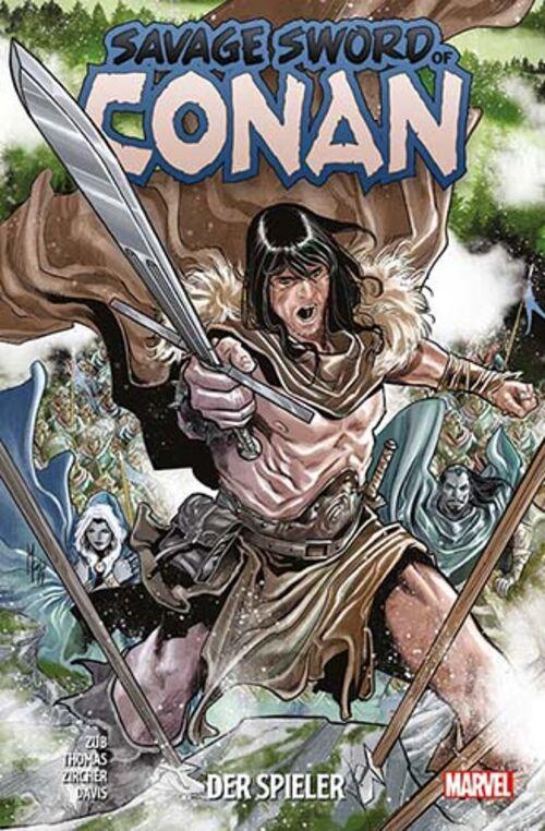 (C) Panini Comics / Savage Sword of Conan 2 / Zum Vergrößern auf das Bild klicken