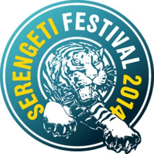 (C) Serengeti Festival / Serengeti Festival 2014 Logo / Zum Vergrößern auf das Bild klicken