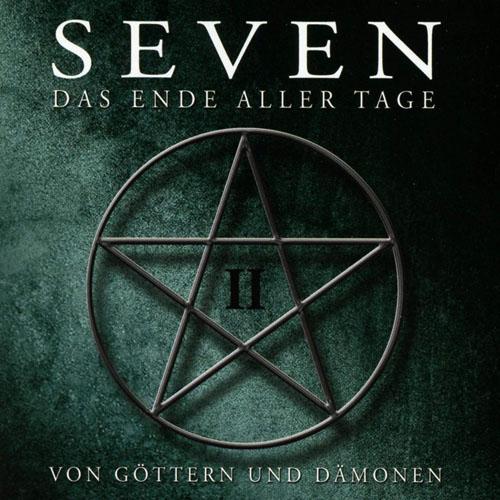 (C) Fritzi Records/Romantruhe / Seven - Das Ende aller Tage 2 / Zum Vergrößern auf das Bild klicken