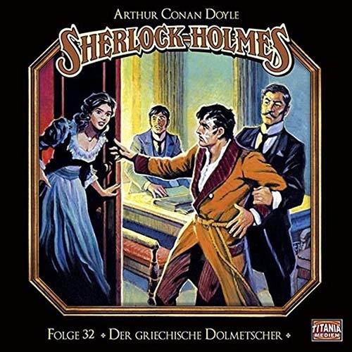 (C) Titania Medien / Sherlock Holmes 32 / Zum Vergrößern auf das Bild klicken