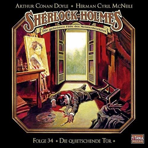(C) Titania Medien / Sherlock Holmes 34 / Zum Vergrößern auf das Bild klicken