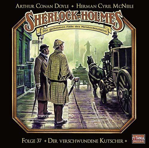 (C) Titania Medien / Sherlock Holmes 37 / Zum Vergrößern auf das Bild klicken
