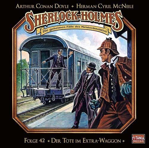 Sherlock Holmes 42