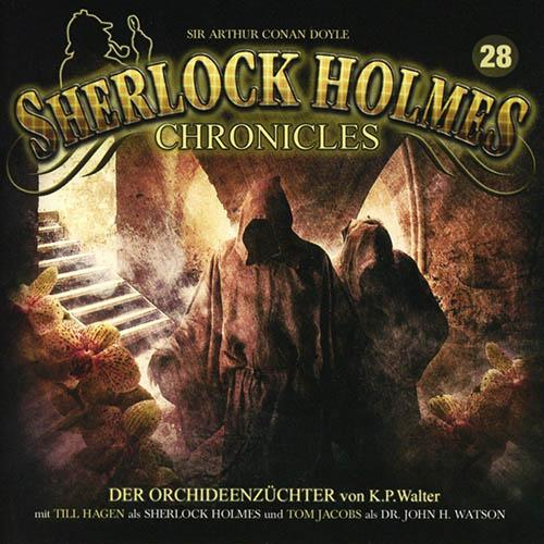 (C) Titania Medien/Lübbe Audio / Sherlock Holmes Chronicles 28 / Zum Vergrößern auf das Bild klicken
