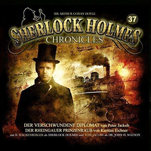 (C) WinterZeit / Sherlock Holmes Chronicles 37 / Zum Vergrößern auf das Bild klicken