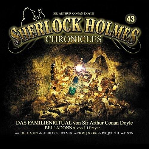 (C) WinterZeit / Sherlock Holmes Chronicles 43 / Zum Vergrößern auf das Bild klicken
