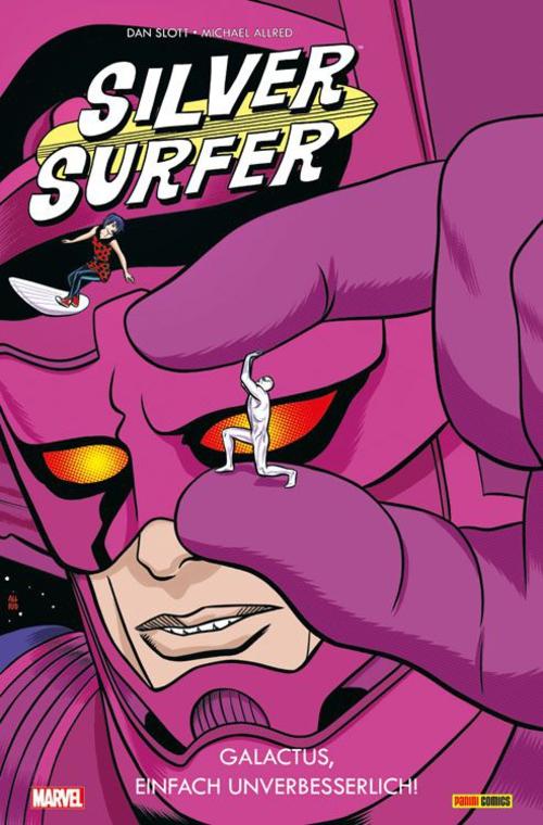 (C) Panini Comics / Silver Surfer 2 / Zum Vergrößern auf das Bild klicken