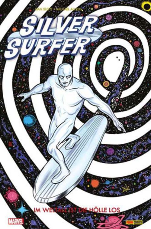 (C) Panini Comics / Silver Surfer 3 / Zum Vergrößern auf das Bild klicken