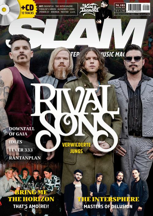 (c) SLAM Media / Slam101_Cover_300dpi / Zum Vergrößern auf das Bild klicken