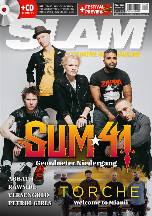 (c) SLAM Media / Slam104_Cover_U1_web_gross / Zum Vergrößern auf das Bild klicken
