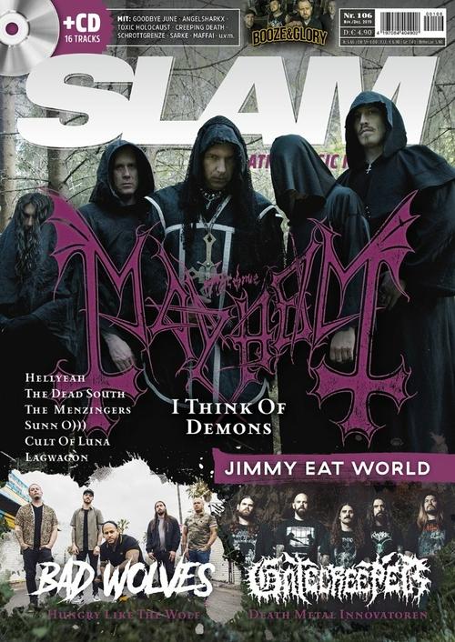 (c) SLAM Media / Slam106_Cover_web_gross / Zum Vergrößern auf das Bild klicken