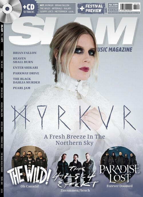 (C) SLAM Media / Slam109_Cover_150dpi / Zum Vergrößern auf das Bild klicken