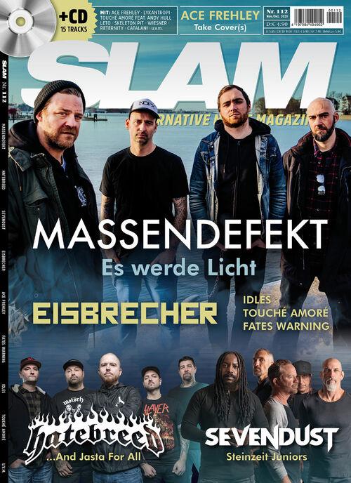 (C) SLAM Media / Slam112_Cover_150 / Zum Vergrößern auf das Bild klicken