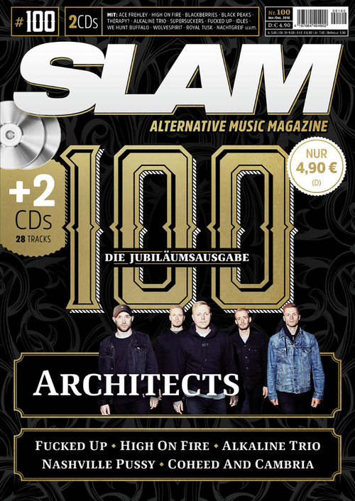 (c) SLAM Media / Slam_100_Cover_web_gross / Zum Vergrößern auf das Bild klicken