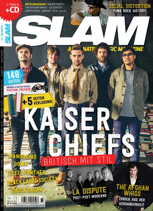 (c) SLAM Media / Slam_73_Cover_150dpi / Zum Vergrößern auf das Bild klicken