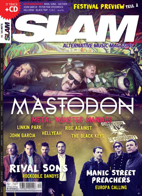 (c) SLAM Media / Slam_74_Cover_web_gross / Zum Vergrößern auf das Bild klicken
