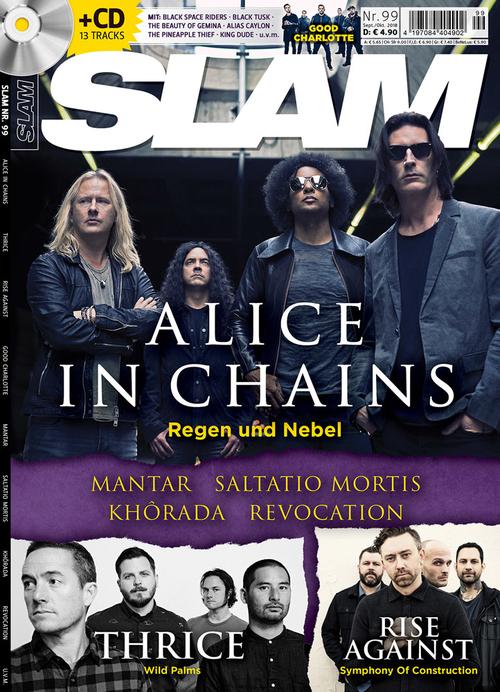 (c) SLAM Media / Slam_99_Cover_U1_web_gross / Zum Vergrößern auf das Bild klicken