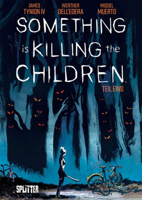 Something is Killing the Children 1