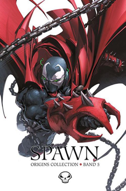 (C) Panini Comics / Spawn Origins Collection 5 / Zum Vergrößern auf das Bild klicken