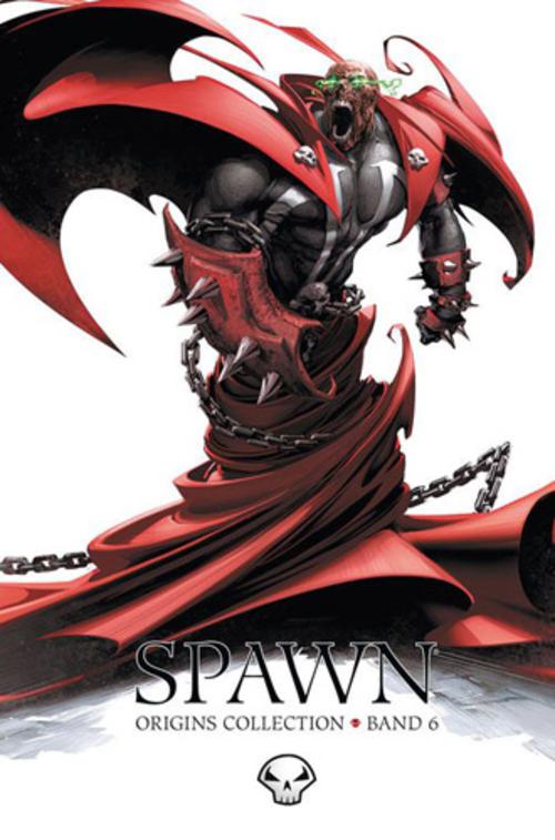 (C) Panini Comics / Spawn Origins Collection 6 / Zum Vergrößern auf das Bild klicken