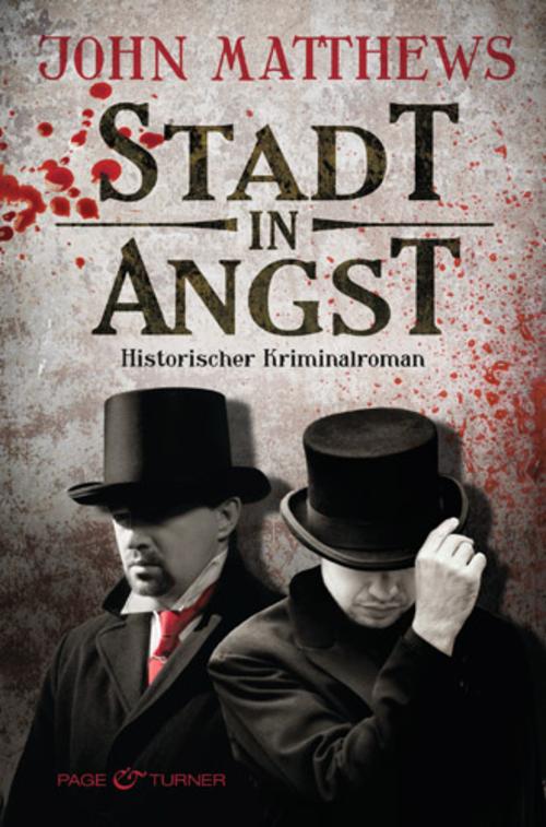 (C) Page & Turner Verlag / Stadt in Angst / Zum Vergrößern auf das Bild klicken