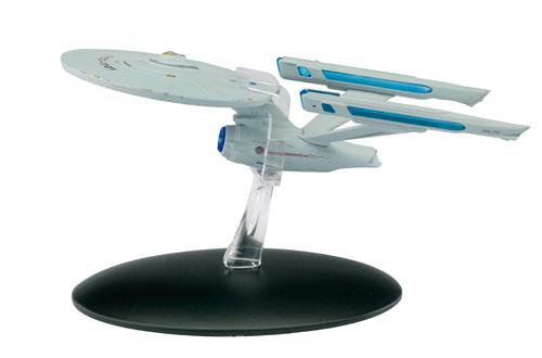 (C) Eaglemoss / Star Trek – Die offizielle Raumschiffsammlung 2 Modell / Zum Vergrößern auf das Bild klicken
