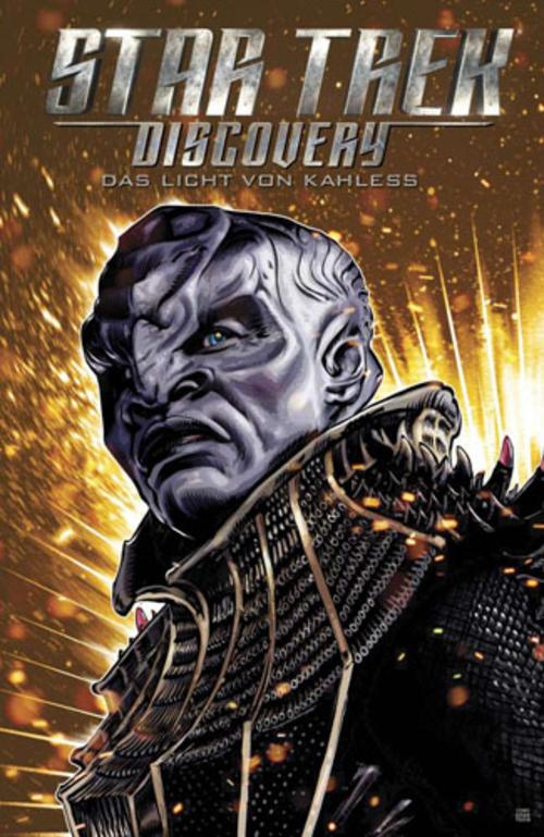 (C) Cross Cult Verlag / Star Trek Discovery 1 / Zum Vergrößern auf das Bild klicken