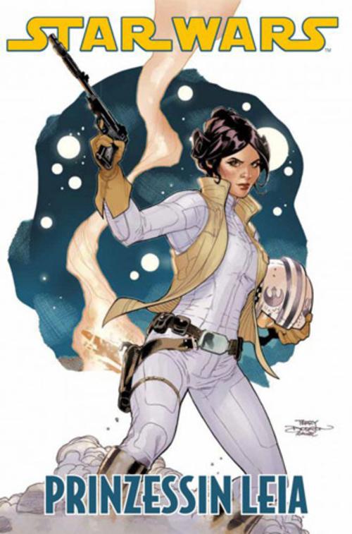 (C) Panini Comics / Star Wars Sonderband: Prinzessin Leia / Zum Vergrößern auf das Bild klicken