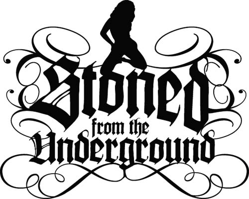 (C) Stoned from the Underground / Stoned from the Underground Logo / Zum Vergrößern auf das Bild klicken