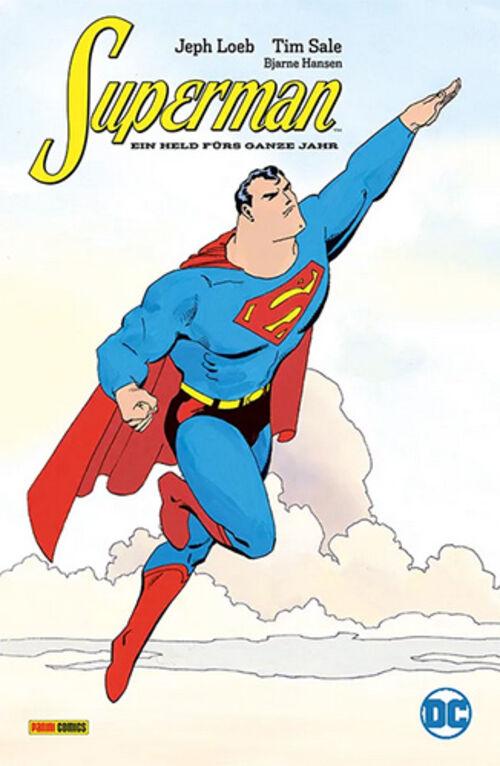 Superman: Ein Held fürs ganze Jahr