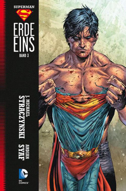 (C) Panini Comics / Superman: Erde Eins 3 / Zum Vergrößern auf das Bild klicken