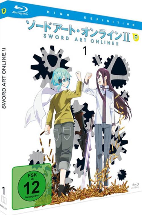 (C) peppermint anime / Sword Art Online Season 2 Vol. 1 / Zum Vergrößern auf das Bild klicken
