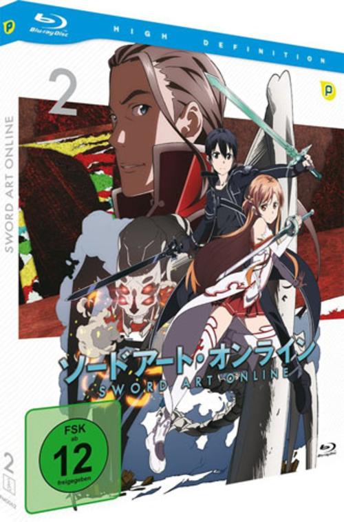 (C) peppermint anime / Sword Art Online Season 2 Vol. 2 / Zum Vergrößern auf das Bild klicken