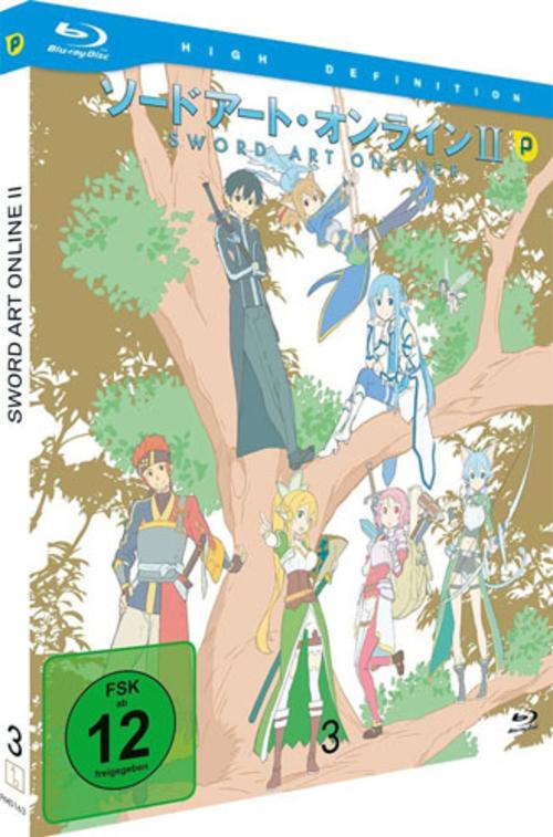 (C) peppermint anime / Sword Art Online Season 2 Vol. 3 / Zum Vergrößern auf das Bild klicken