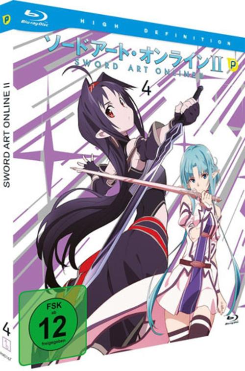 (C) peppermint anime / Sword Art Online Season 2 Vol. 4 / Zum Vergrößern auf das Bild klicken