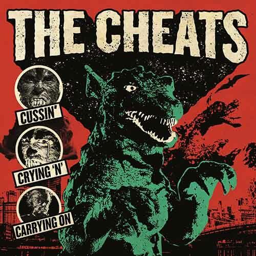 (C) Screaming Crow Records / Cussin`, Crying `N` And Carrying On / Zum Vergrößern auf das Bild klicken